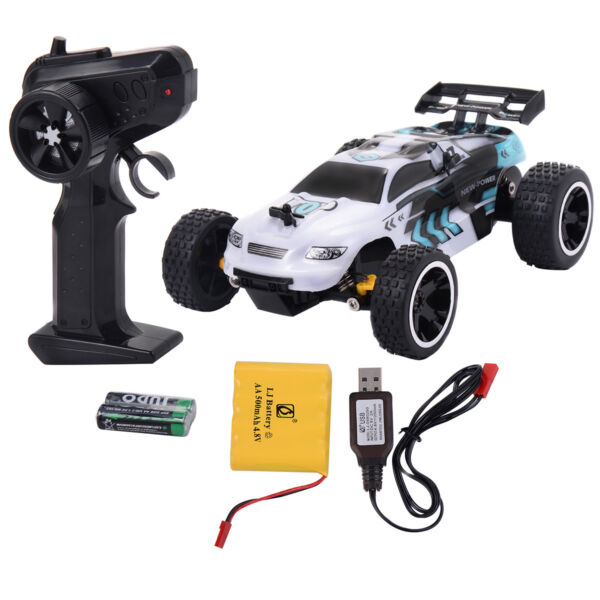 1:18 2.4G 4CH RC High-speed Racing Car Remote Control Sport Car Christmas Gift