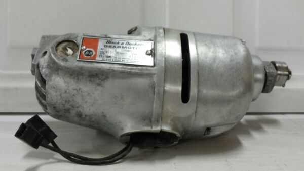 Westinghouse DHP Black and Decker Rear Mount Gear Motor 115V ACDC 7260-06
