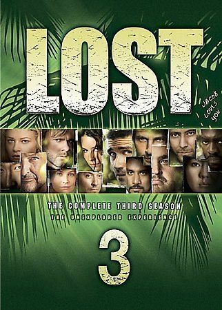 Lost - The Complete Third Season DVD