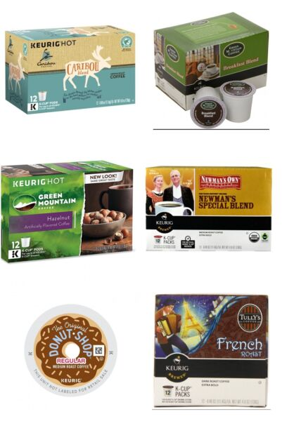 Green Mountain Variety Pack Keurig K-Cups 72 Count