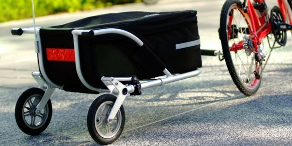 SharperBike T1 Trailer and Luggage Cart $345.00
