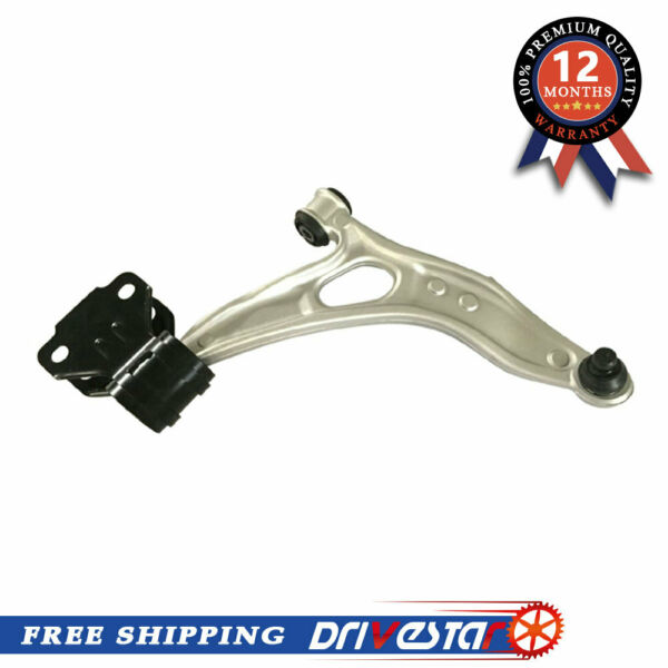 New Front Lower Control Arm Passenger RH Side for Ford 12-16 C-Max Focus