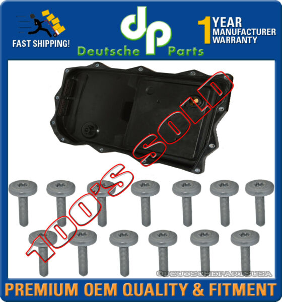 8 SPEED AUTO TRANSMISSION AT FILTER KIT for ZF RAM JEEP DODGE GRAND CHEROKEE