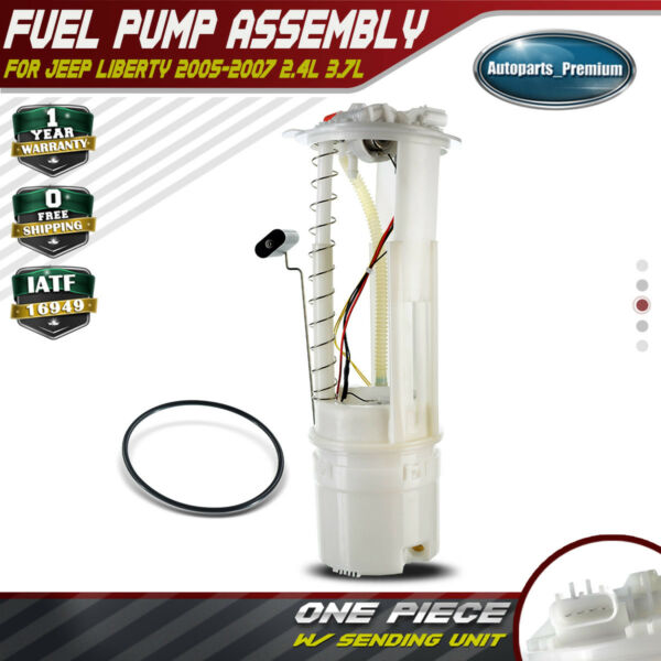 Electric Fuel Pump Module Assembly for Jeep Liberty 2005-2007 V6 3.7L 5140829AB