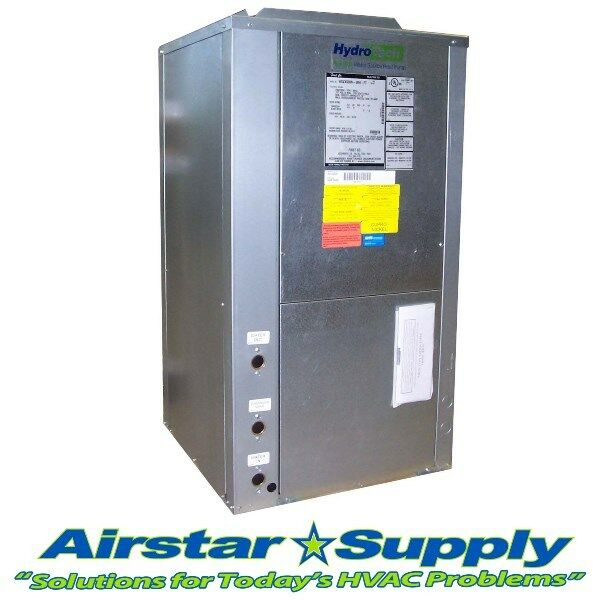 2-12 Ton First Company Hydro-Tech Water Source Heat Pump • Left or Right Return
