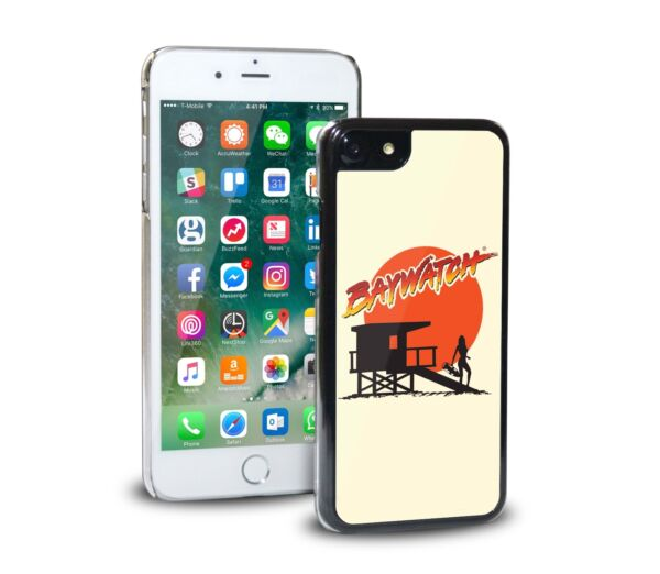 Baywatch Awesome Retro Style Phone Case Cover For iPhone & SAMSUNG