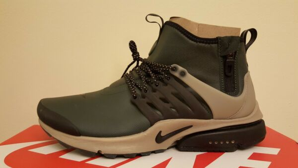 Nike Air Presto Utility Mid Men's Running Shoes (859524 300)