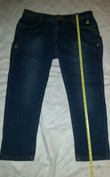 APPLE BOTTOMS SIZE 1112 CANDY PINK POCKET  JEANS GREAT CONDITION