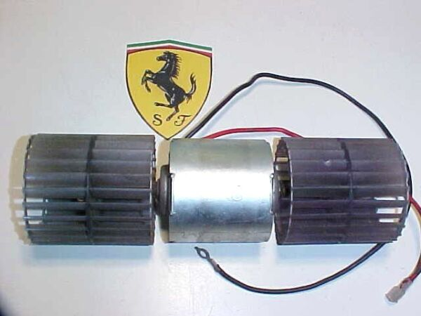 Ferrari 308 Air Condition Heater Blower Motor_Squirrel Cage Fans_Borletti Veglia