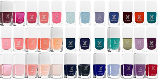 Sephora FORMULA X Nail Color Polish Lots of Colors COMBINED SHIPPING DISCOUNT