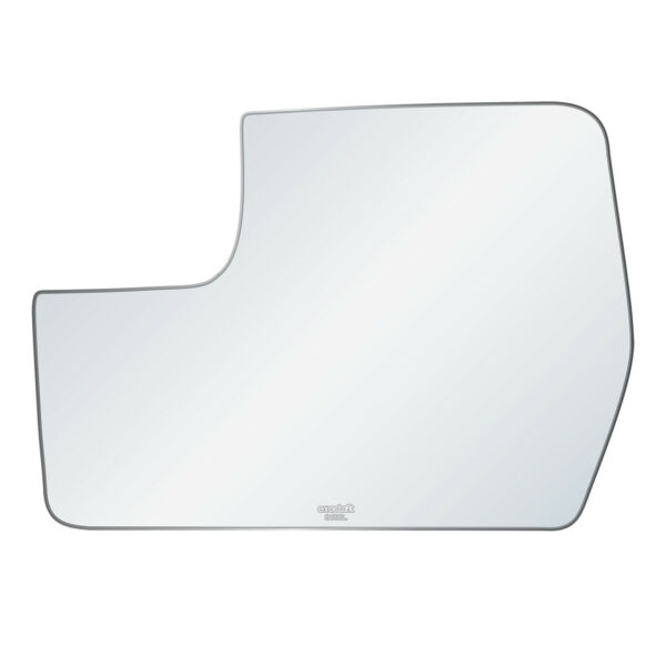 Driver Side Mirror Glass Fits 2011-2014 Ford F-150 F150 Adhesive Replacement LH