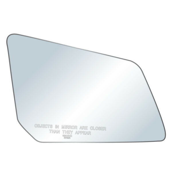 Passenger Side Mirror Glass Fits GM Acadia Chevy Traverse Saturn Right Adhesive
