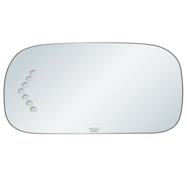 Driver Side Mirror Glass Fits Cadillac Deville Power Signal Auto Dim Replacement