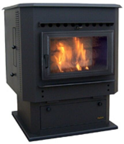 Big Biomass Burner Multi-Fuel Corn Wood Pellet Stove Furnace 56000 BTUHour