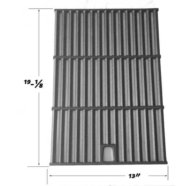 BM96 Grand Hall SKU 167876 Cook on SKU 167881 XG3CKWA Cast Grates