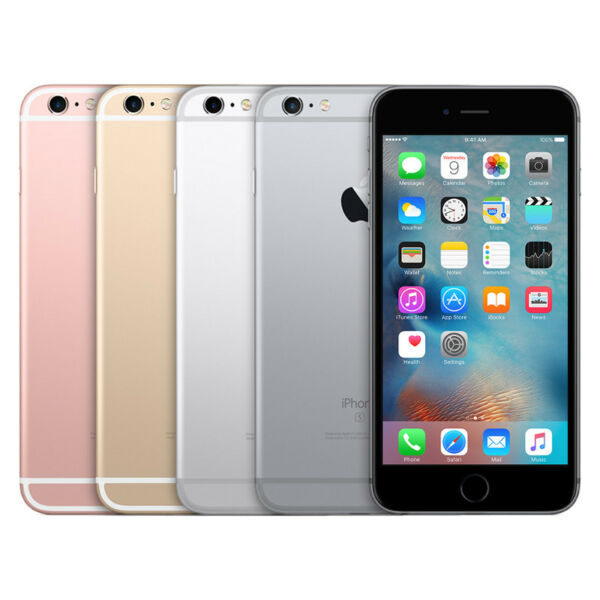 Apple iPhone 6s Plus 16GB 32GB 64GB 128Gb Factory Unlocked AT&T Verizon Sprint