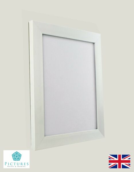 White Photo Picture Poster Panoramic 28mm Frame 13x13 24x36quot; A1 A2 35x35 60x90cm GBP 46.43