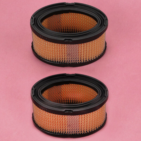 2 Pack Air Filter For Tecumseh HXL840 TVM195 Oregon Part 30-100 Stens 100-115
