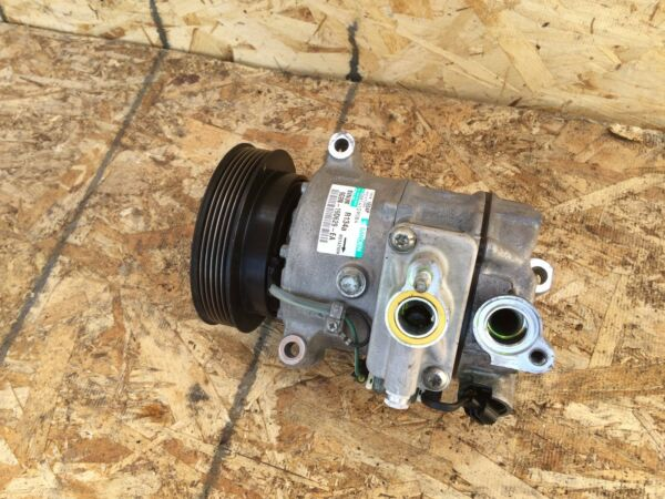 LAND ROVER RANG LR2 (08-12) AC COMPRESSOR AIR COOLANT CONDITION OEM ASSEMBLY