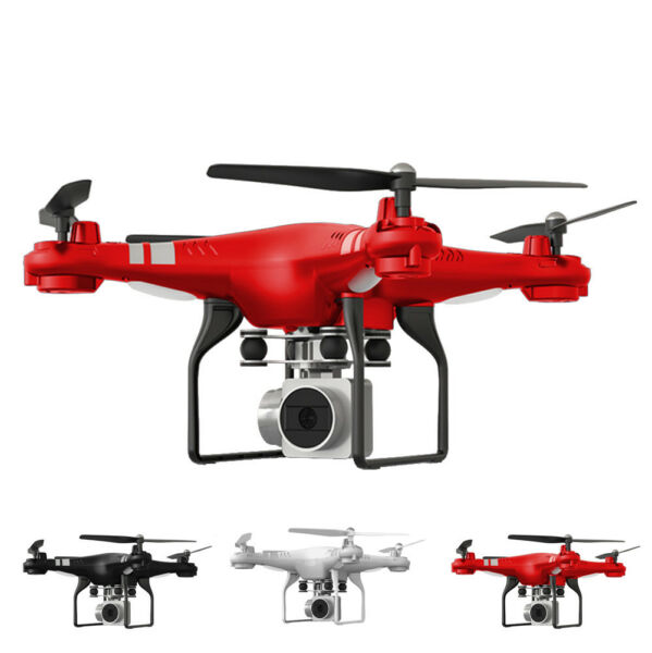 Headless Drone HR SH5 4CH 6 Axis with 720P HD Camera FPV Ready to Fly Drone 100M