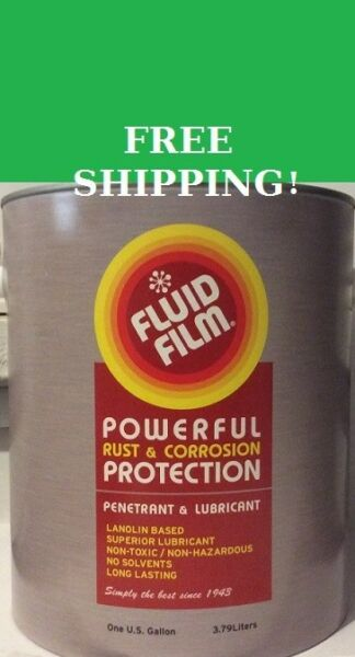 FLUID FILM NAS1 1 GALLON $40.89 GALLON WITH FREE SHIPPING