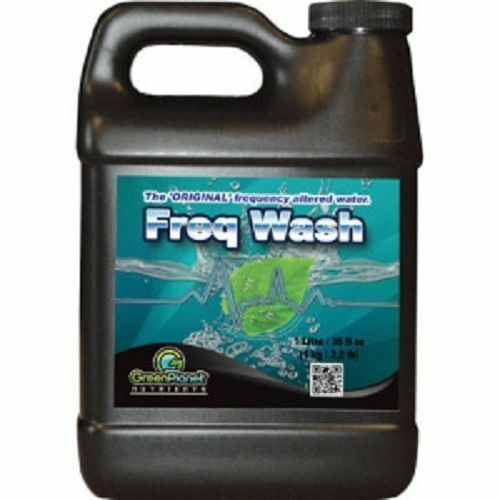 2.5 Gallon Green Planet Freq Wash Original Frequency Altered Water HOT SALE!