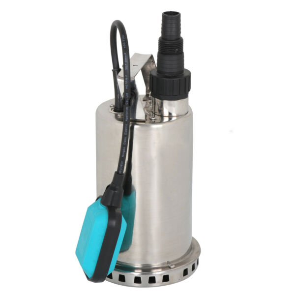 3000GPH 1HP Water Submersible Pump  Utility Pump Pool Pond Flood Drain Dirty