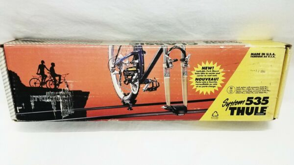Thule Short Bike Tray Fork Mount System 535 NEW IN BOX $79.99