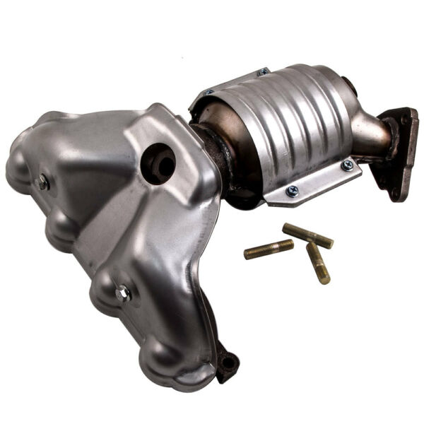 Exhaust Manifold For 1998 1999 Honda Civic CX 4Cyl 1.6L with Catalytic Converter
