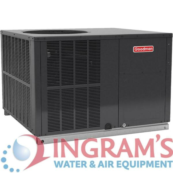Goodman 16 SEER 4 Ton Heat Pump Package Unit - GPH1648M41