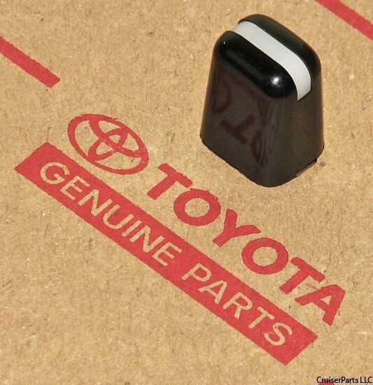 Toyota Heating & Air Conditioning Control Knob Kit (4) OEM 55905-8911