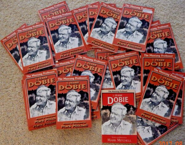 The Mustang Professor The Story of J. Frank Dobie Lot of 15 Guided Reading