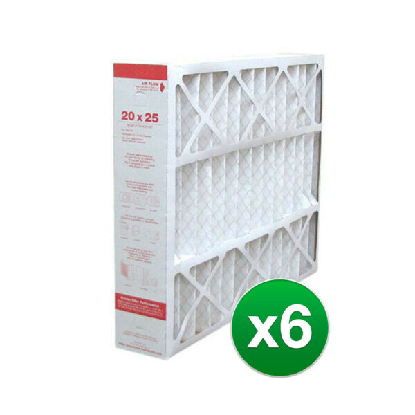 20x25x5 Air Filter Replacement for Honeywell AC amp; Furnace MERV 11 6 Pack $156.95