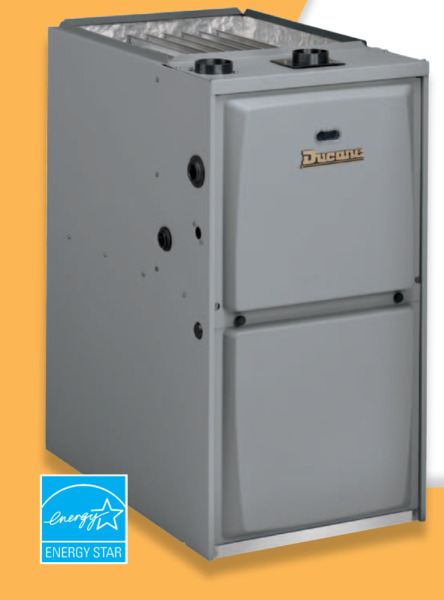Ducane by Lennox Energy Star Gas 2 Stage DC Variable Speed Furnace 70K FREE SHIP