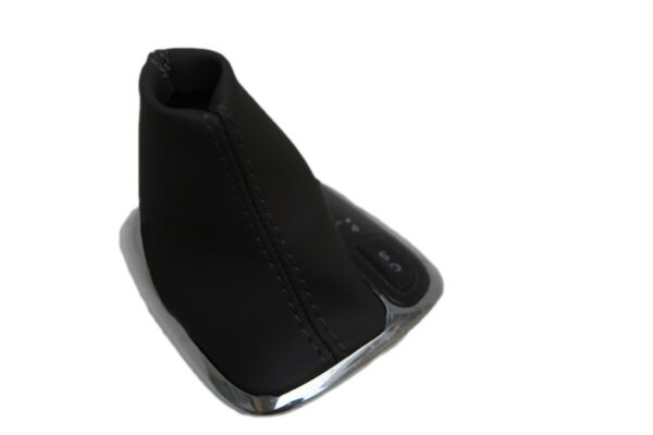 Automatic Boot Leather Synthetic for Mercedes Benz Class C 01-09 Black