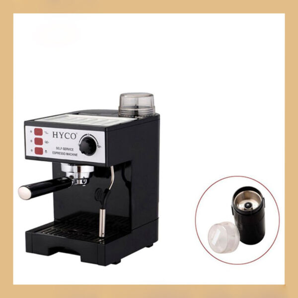 New High Quality Pump Pod Coffee Pot Coffee Machine Espresso Coffee Maker