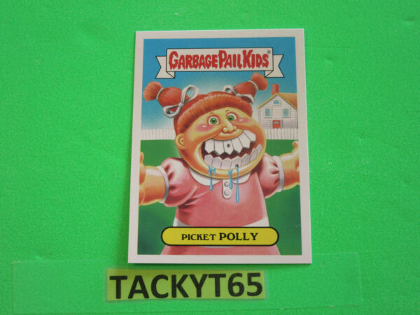 2016 GARBAGE PAIL KIDS AMERICAN AS APPLE PIE BASE STICKER(S) NEW YOU CHOOSE