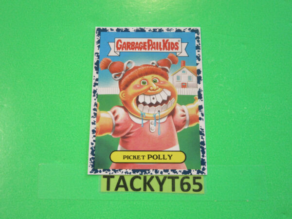 2016 GARBAGE PAIL KIDS AMERICAN AS APPLE PIE SINGLE