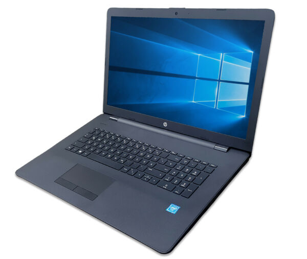 17Zoll HP Notebook - N4000 - 4GB - 1TB - Win 10 Pro - DVD - Wlan- Win 10 Pro