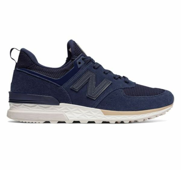 $119 NIB Men's New Balance 574 SPORT MS574FSL Shoes 009