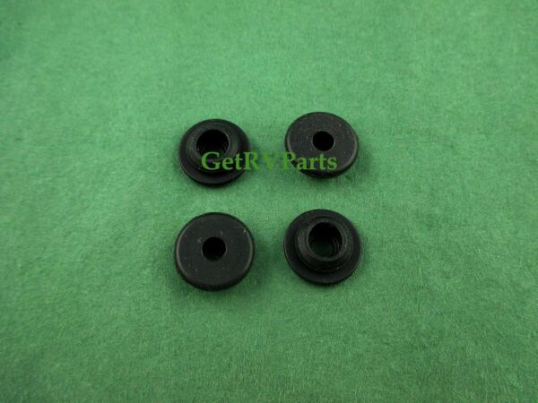 Atwood Wedgewood 57049 RV Stove Grate Grommet 4 Pack