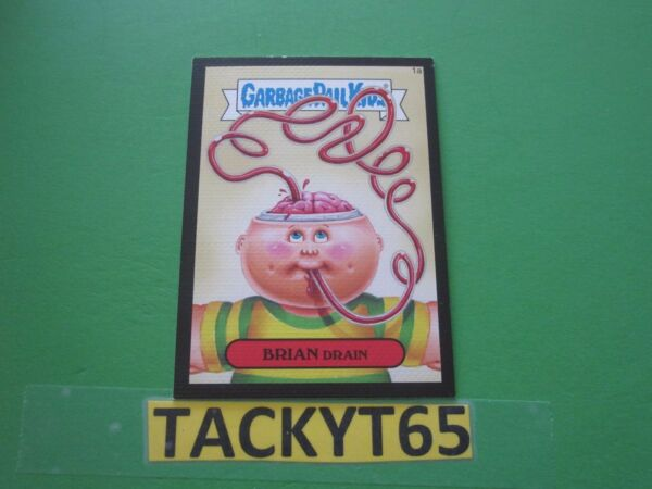 2015 GARBAGE PAIL KIDS SERIES 1 CANVAS PARALLEL SINGLE CARD(S) NEW