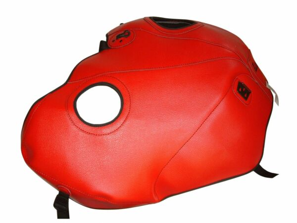 BMW R850 GS Top Sellerie fuel Petrol Gas Tank Cover Red Black Sport Moto Protect