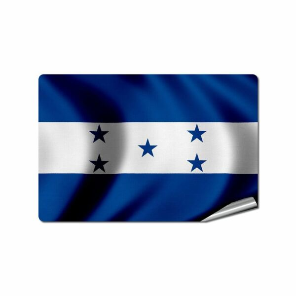 4quot; x 6quot; Decal Sticker with Flag of Honduras Many Designs $6.99