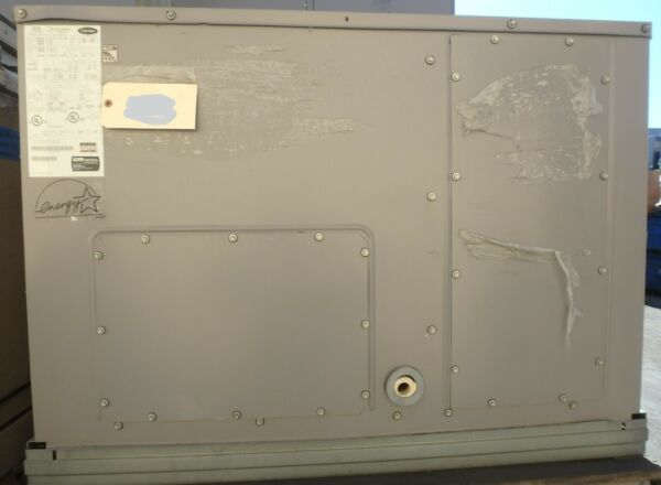 Carrier 3 Ton 13 SEER Model 48TC PACKAGED UNIT GAS HEATING ELECTRIC COOLING  $2450.00