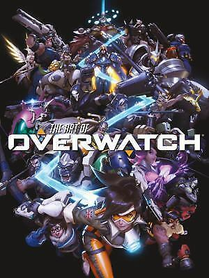 The Art of Overwatch, Blizzard  Book