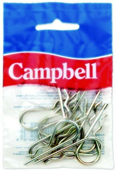 Part B3899818 Hitch Pin Clip 1 8 Campbell Y C 10 Bag by Apex Single Item Grea $6.94