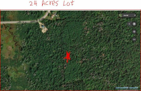 NO RESERVE! Franklin County,NY! Large  24.18 Acres Forest!