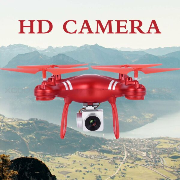 4CH 6-Axis UFO Drone 360°Rolling RC Quadcopter Headless LED Light Attitude Hold