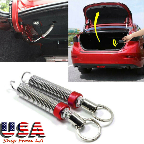 2x Car Trunk Boot Lid Lifting Device Spring Auto Trunk Automatic Lifting Spring